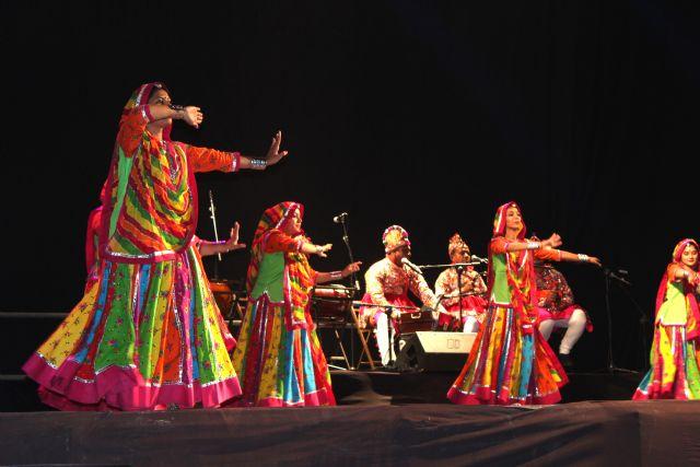 Éxito de público en la II edición del Festival Internacional de Folclore - 1, Foto 1