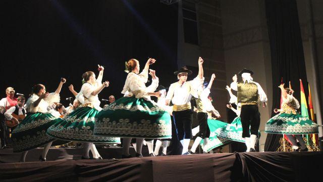 Éxito de público en la II edición del Festival Internacional de Folclore - 2, Foto 2