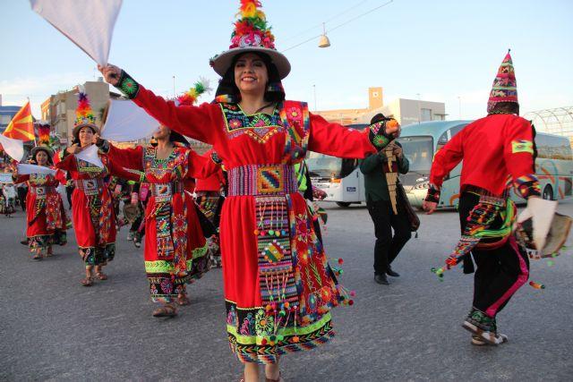 Éxito de público en la II edición del Festival Internacional de Folclore - 4, Foto 4