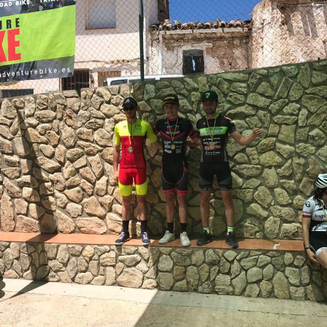 Otro intenso fin de semana para los corredores del Club Ciclista Santa Eulalia, Foto 2