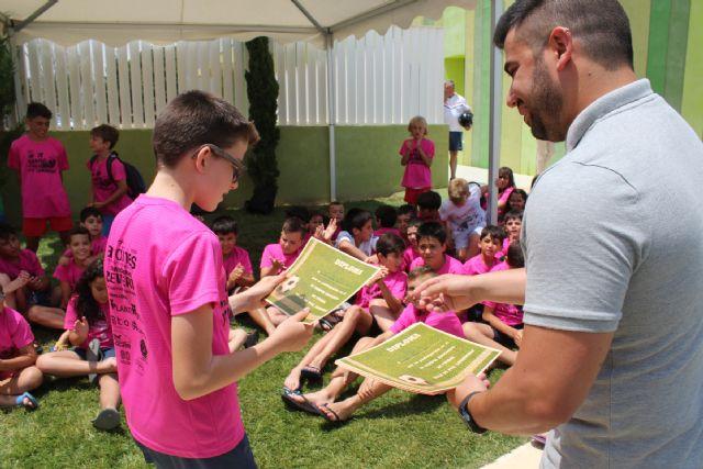 Clausurado con éxito el Campus Educativo Villa de Puerto Lumbreras - 1, Foto 1