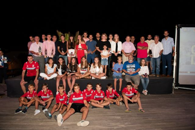 La Gala del Deporte premia a los mejores deportistas locales de la temporada, Foto 1