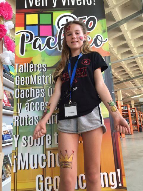 Más de 200 acreditados a Geopacheco han disfrutado del evento este fin de semana en Torre Pacheco - 1, Foto 1
