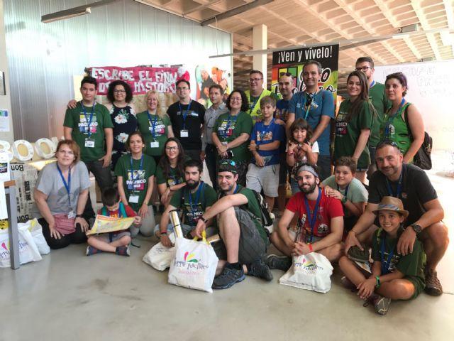 Más de 200 acreditados a Geopacheco han disfrutado del evento este fin de semana en Torre Pacheco - 2, Foto 2