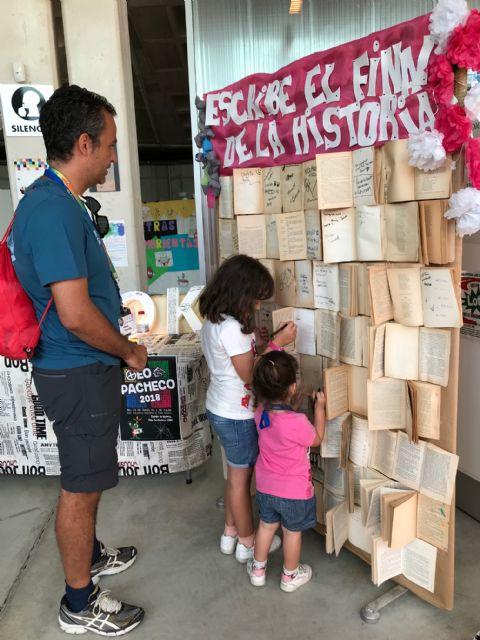 Más de 200 acreditados a Geopacheco han disfrutado del evento este fin de semana en Torre Pacheco - 3, Foto 3