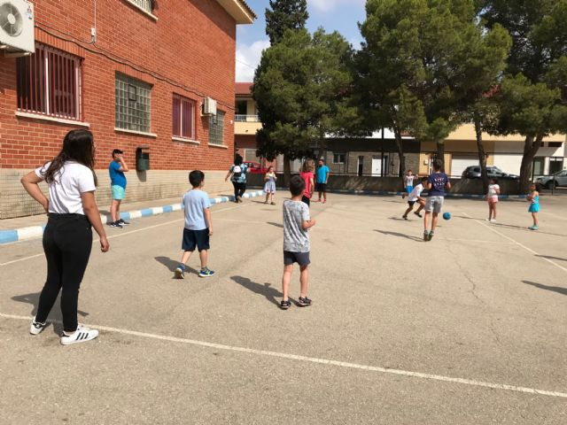 Más de 200 niños participan en las Escuelas de Verano Municipales 2018 - 1, Foto 1