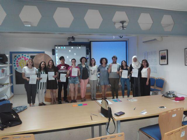 11 jóvenes finalizan el curso DINAMIZACIÓN DE ACTIVIDADES DE TIEMPO LIBRE EDUCATIVO INFANTIL Y JUVENIL en Torre Pacheco - 2, Foto 2