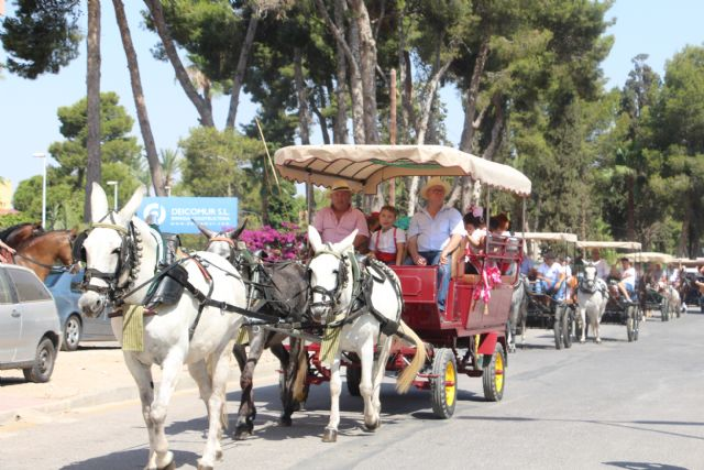 San Pedro del Pinatar celebró su XV encuentro de carruajes - 1, Foto 1