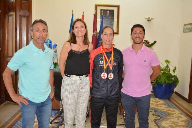 La aguileña María Mateos logra dos medallas en el Internacional de Wu Shu Ciudade de Ourense - 1, Foto 1