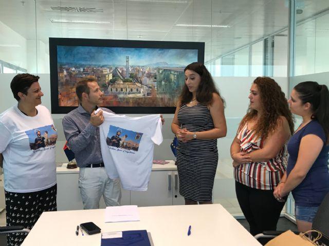 El Ayuntamiento de Torre Pacheco firma un convenio de colaboración con la Asociación Sociocultural 7 de Agosto San Cayetano - 2, Foto 2