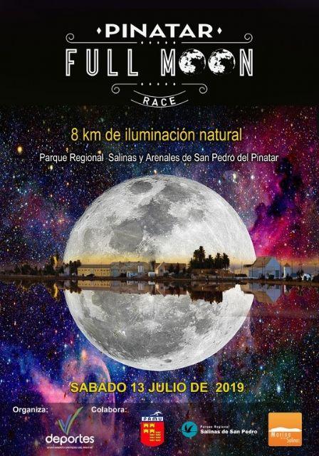 El sábado 13, cita bajo la luna llena en San Pedro del Pinatar - 1, Foto 1