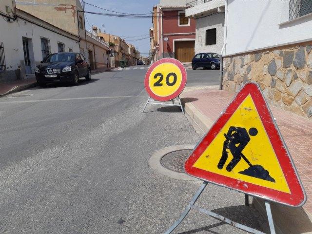Comienzan las obras de renovación de la red de agua potable y alcantarillado en un tramo de la calle Teniente Pérez Redondo - 4, Foto 4