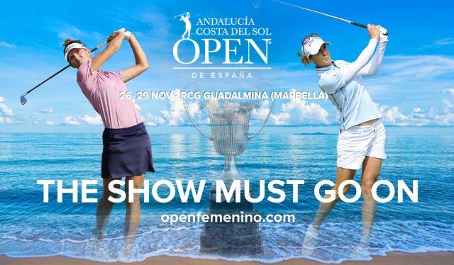 El Real Club de Golf Guadalmina, confirmado como sede del Andalucía Costa del Sol Open de España Femenino 2020 - 1, Foto 1