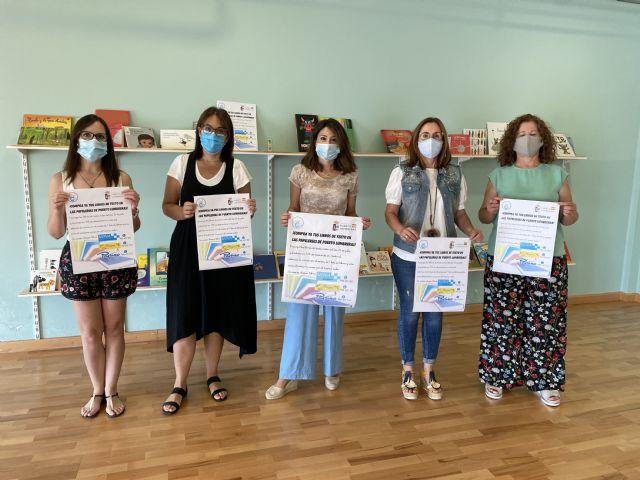 La Concejalía de Comercio lanza una campaña para fomentar la compra de libros de texto en las papelerías y librerías de Puerto Lumbreras - 2, Foto 2