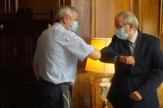 José Alberto Llopis considera que su nombramiento como coronel jefe de la Base Aérea de Alcantarilla es un enorme reto por la influencia y el peso de la institución - 1, Foto 1