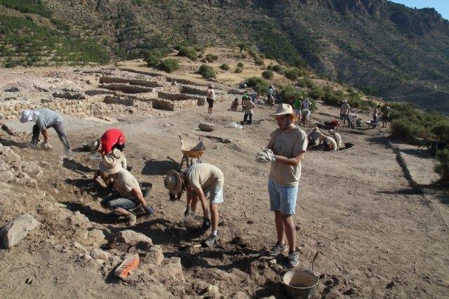 Este mes regresan los campos de trabajo a los yacimientos de El Murtal y Las Paleras - 1, Foto 1
