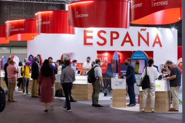 El Pabellón de España en MWC 2021 muestra el potencial del sector digital y tecnológico de las pymes de nuestro país - 1, Foto 1