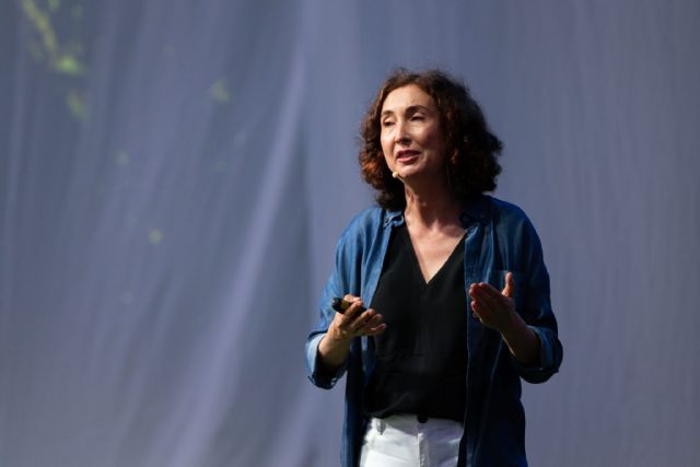 Elsa Punset enseña a no perder el optimismo inteligente en la apertura del ciclo ´la ciencia de la felicidad´, Foto 2