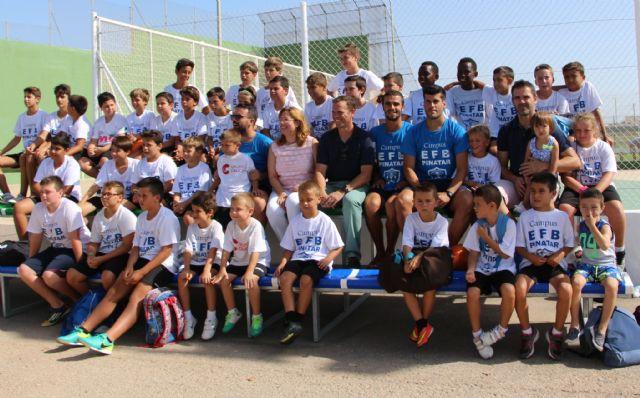 Las Escuelas Deportivas de Verano congregan a 500 participantes - 1, Foto 1