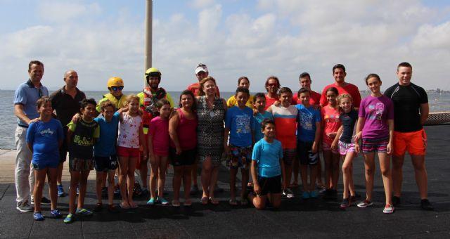 Las Escuelas Deportivas de Verano congregan a 500 participantes - 4, Foto 4