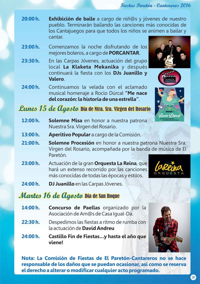 El vídeo promocional de las Fiestas de El Paretón-Cantareros 2016 arrasa con más de 15.000 reproducciones en Totana.com, en menos de 24 horas, Foto 4