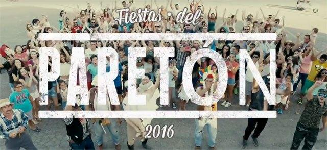 El vídeo promocional de las Fiestas de El Paretón-Cantareros 2016 arrasa con más de 15.000 reproducciones en Totana.com, en menos de 24 horas, Foto 1