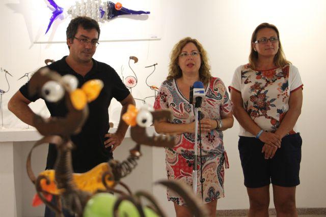 Flyppy recrea la fauna y flora de San Pedro del Pinatar - 1, Foto 1