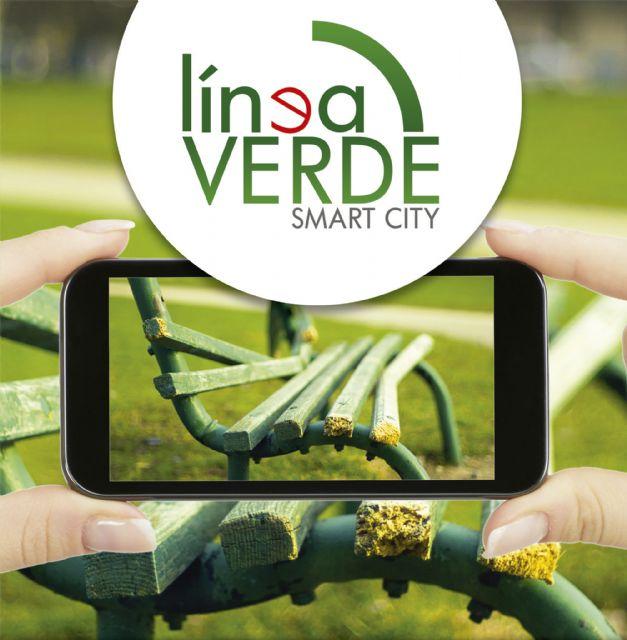 La aplicación  móvil de la línea verde tramita cerca de 2.000 incidencias, Foto 1