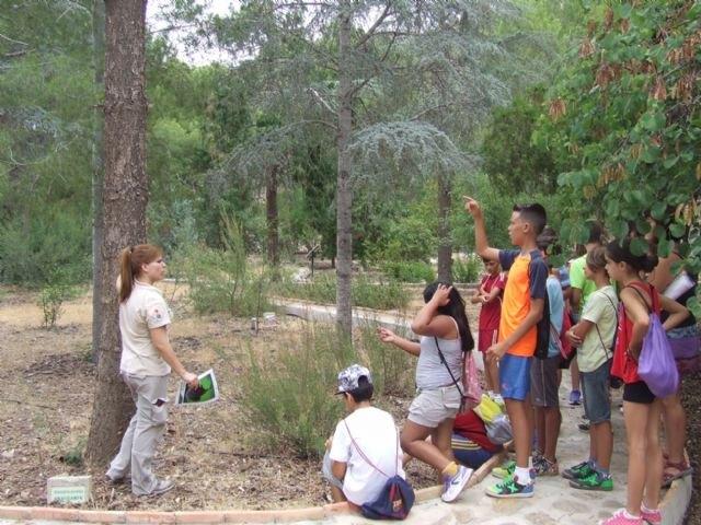 Organizan actividades formativas y de divulgación en los espacios naturales protegidos, Foto 1