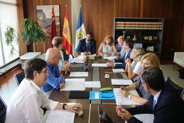 15 millones para el Consorcio de Extinción de Incendios y Salvamento de la Región de Murcia, Foto 1