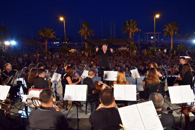 La Banda de Música de Mazarrón clausuró los Veranos Musicales 2018 - 2, Foto 2