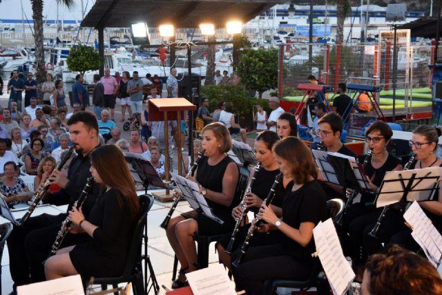 La Banda de Música de Mazarrón clausuró los Veranos Musicales 2018 - 3, Foto 3