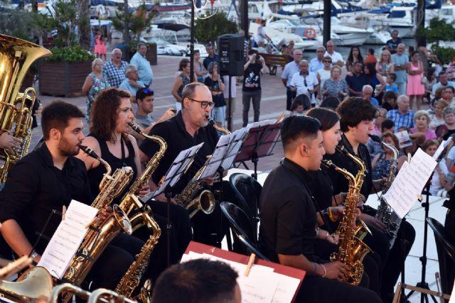 La Banda de Música de Mazarrón clausuró los Veranos Musicales 2018 - 4, Foto 4