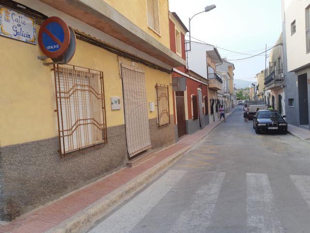 Adjudican el contrato de renovación de redes de agua potable y alcantarillado, restitución de aceras y pavimentado en la calle Galicia
