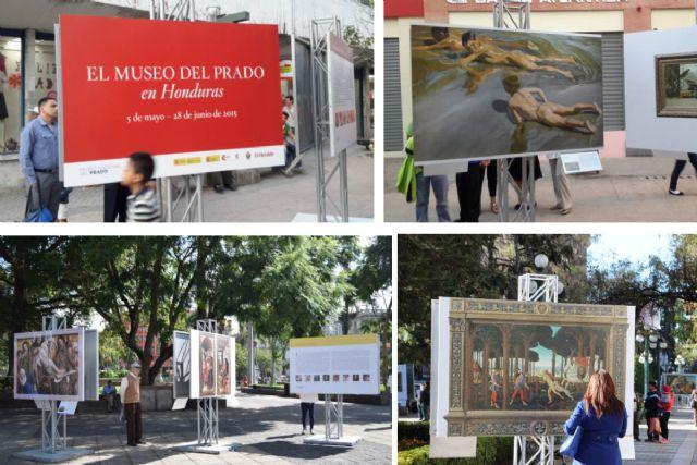Medio centenar de obras representativas del Museo del Prado se podrán ver en el paseo del Puerto - 1, Foto 1