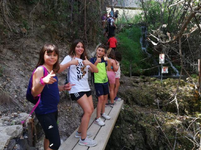 128 niños y niñas disfrutan de una semana de diversión y conocimiento en Nerpio - 2, Foto 2