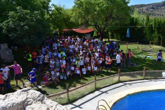 128 niños y niñas disfrutan de una semana de diversión y conocimiento en Nerpio - 3, Foto 3