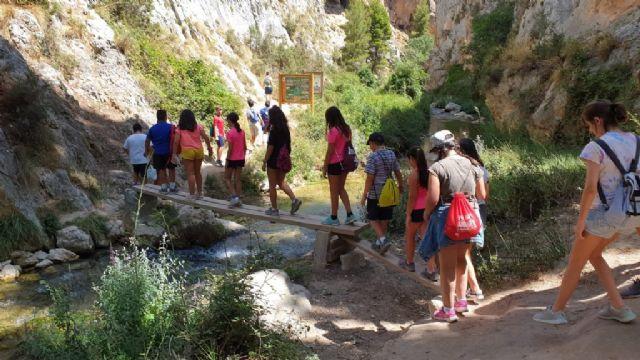 128 niños y niñas disfrutan de una semana de diversión y conocimiento en Nerpio - 4, Foto 4