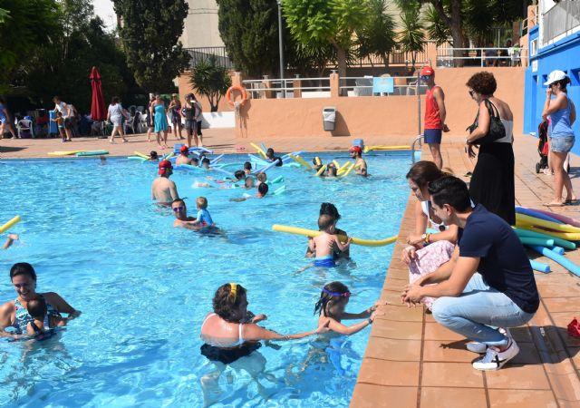 Más de 1300 alumnos participan en los cursos de natación de Archena - 1, Foto 1