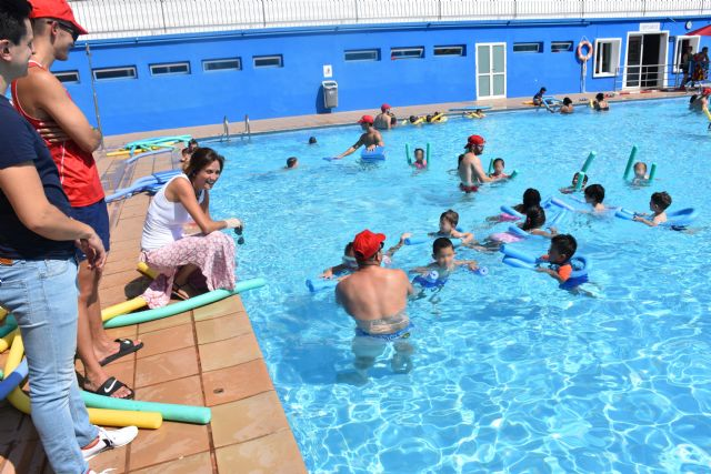 Más de 1300 alumnos participan en los cursos de natación de Archena - 2, Foto 2