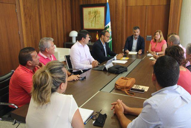San Pedro Del Pinatar Ayuntamiento Y Comunidad Analizan El