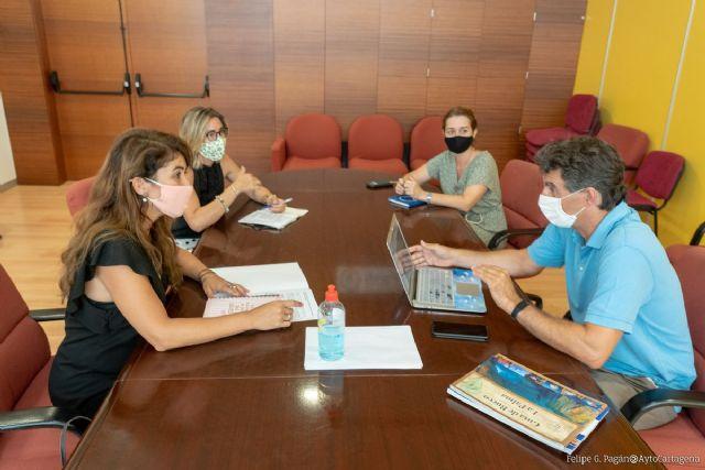 El Ayuntamiento de Cartagena elaborará la primera Guía de itinerarios submarinos de la Península - 1, Foto 1