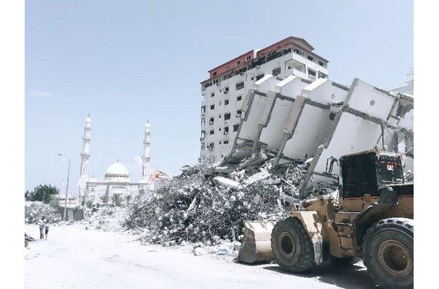 Gaza: los retos de la reconstrucción - 1, Foto 1