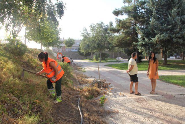 El Ayuntamiento de Puerto Lumbreras contrata a 8 personas desempleadas a través de los Consejos Comarcales - 1, Foto 1