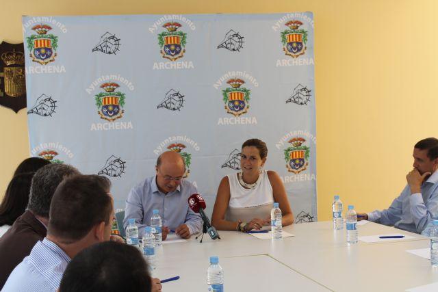 Archena, elegida por la Comunidad Autónoma municipio piloto para la implantación de la Administración Electrónica (la e-administración) - 1, Foto 1