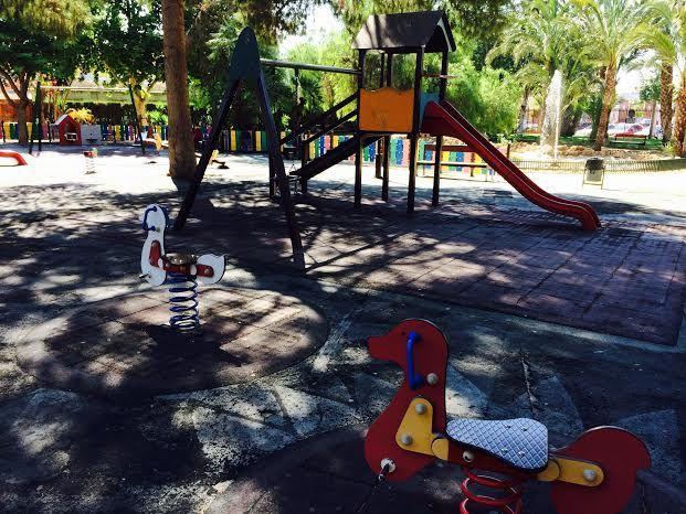 Se reformará la zona recreativa y de juegos infantiles del parque municipal Marcos Ortiz dentro de los proyectos del Plan de Obras y Servicios´2016, Foto 1