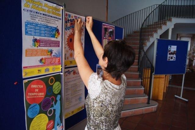 Las consultas más demandadas en el Centro de Información y Asesoramiento Juvenil del Informajoven son las relativas a formación y empleo, respectivamente, Foto 1