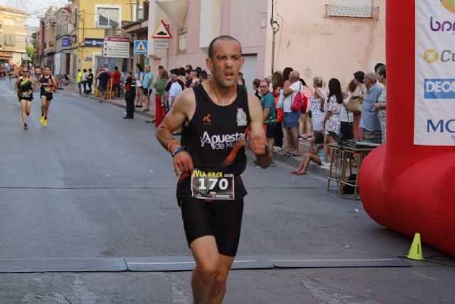 The CAT participated in the Cross of Cañada Hermosa and in the Carrera de Las Torres