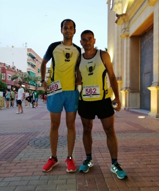 The CAT participated in the Cross of Cañada Hermosa and in the Carrera de Las Torres, Foto 3