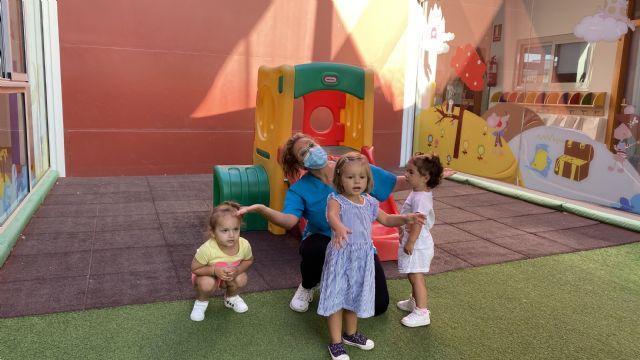 Las Escuelas Infantiles Municipales de Puerto Lumbreras abren de forma escalonada y con todas las medidas de seguridad frente al COVID-19 - 2, Foto 2